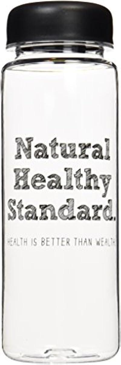 こどもの日彼女の午後Natural Healthy Standard ロゴ入り ドリンクボトル 500ml