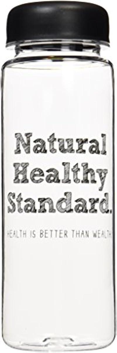 ジャンクション極貧どれかNatural Healthy Standard ロゴ入り ドリンクボトル 500ml