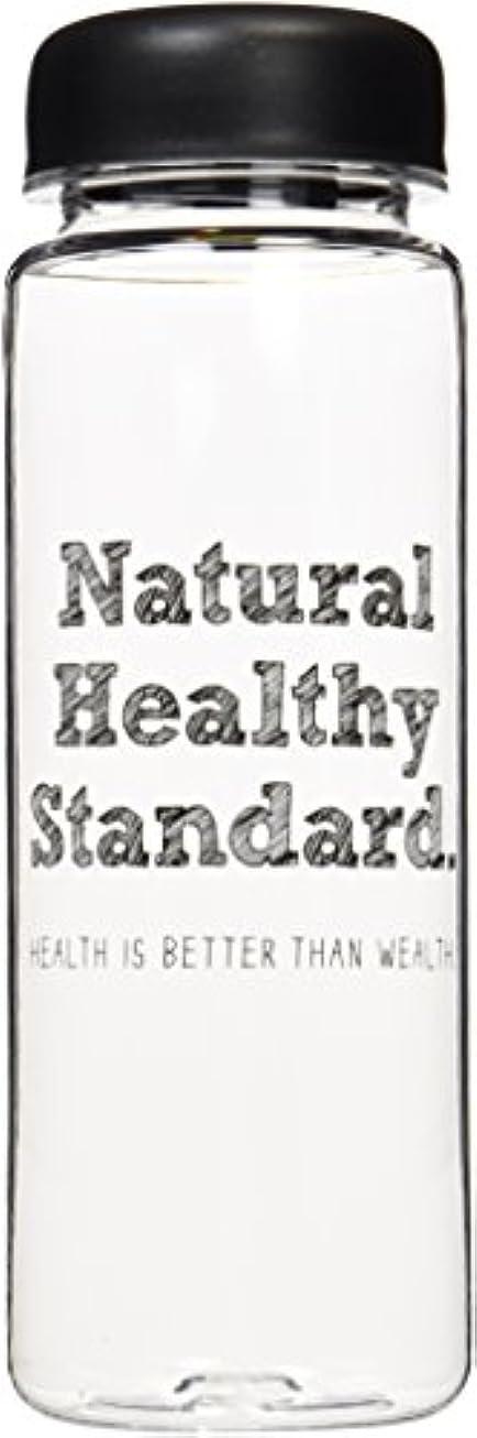 従事した見捨てられたと闘うNatural Healthy Standard ロゴ入り ドリンクボトル 500ml