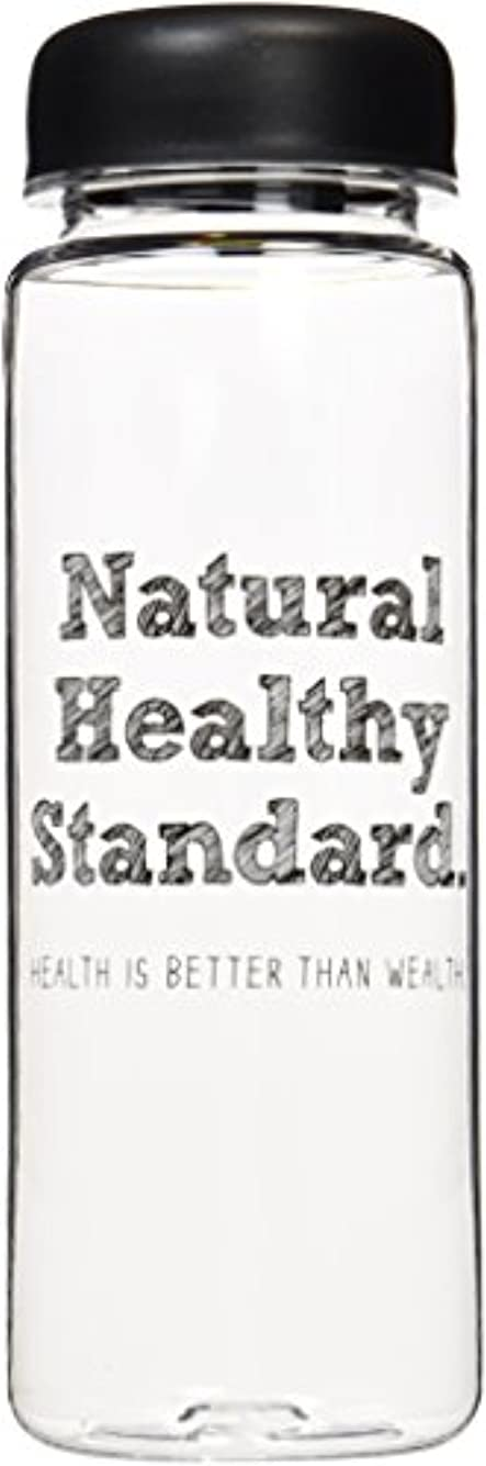 トラップ宇宙の性的Natural Healthy Standard ロゴ入り ドリンクボトル 500ml