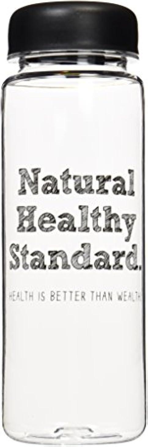リード見つけたケイ素Natural Healthy Standard ロゴ入り ドリンクボトル 500ml