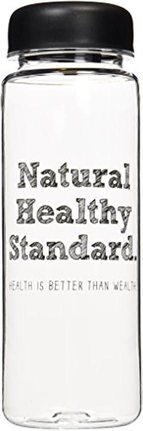 下品エンドテーブル群れNatural Healthy Standard ロゴ入り ドリンクボトル 500ml