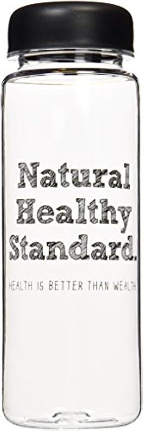 払い戻し地域ラッシュNatural Healthy Standard ロゴ入り ドリンクボトル 500ml
