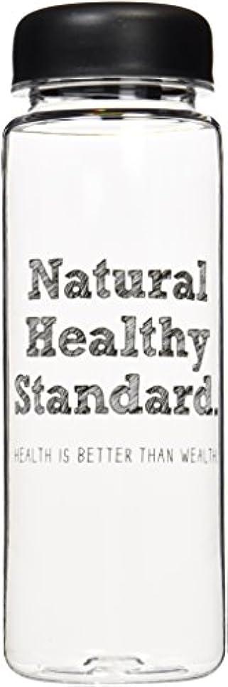 裂け目溶融に応じてNatural Healthy Standard ロゴ入り ドリンクボトル 500ml