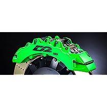 D2 レーシングスポーツ AUDI S4 (UFO) φ-φ (95-100) (HUB M12) 91~94 5X112ストリートキャリパー (ダストカバー付) SUPER 12 POT 444X36 フローティング 推奨ホイール径 : 22インチ AU15-3
