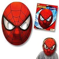 Spiderman Party Masks by Windy City Novelties