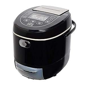 サンコー 炊飯ジャー 糖質カット 炊飯器 6合 LCARBRCK