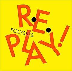 POLYSICS「Tune Up!」の歌詞を収録したCDジャケット画像