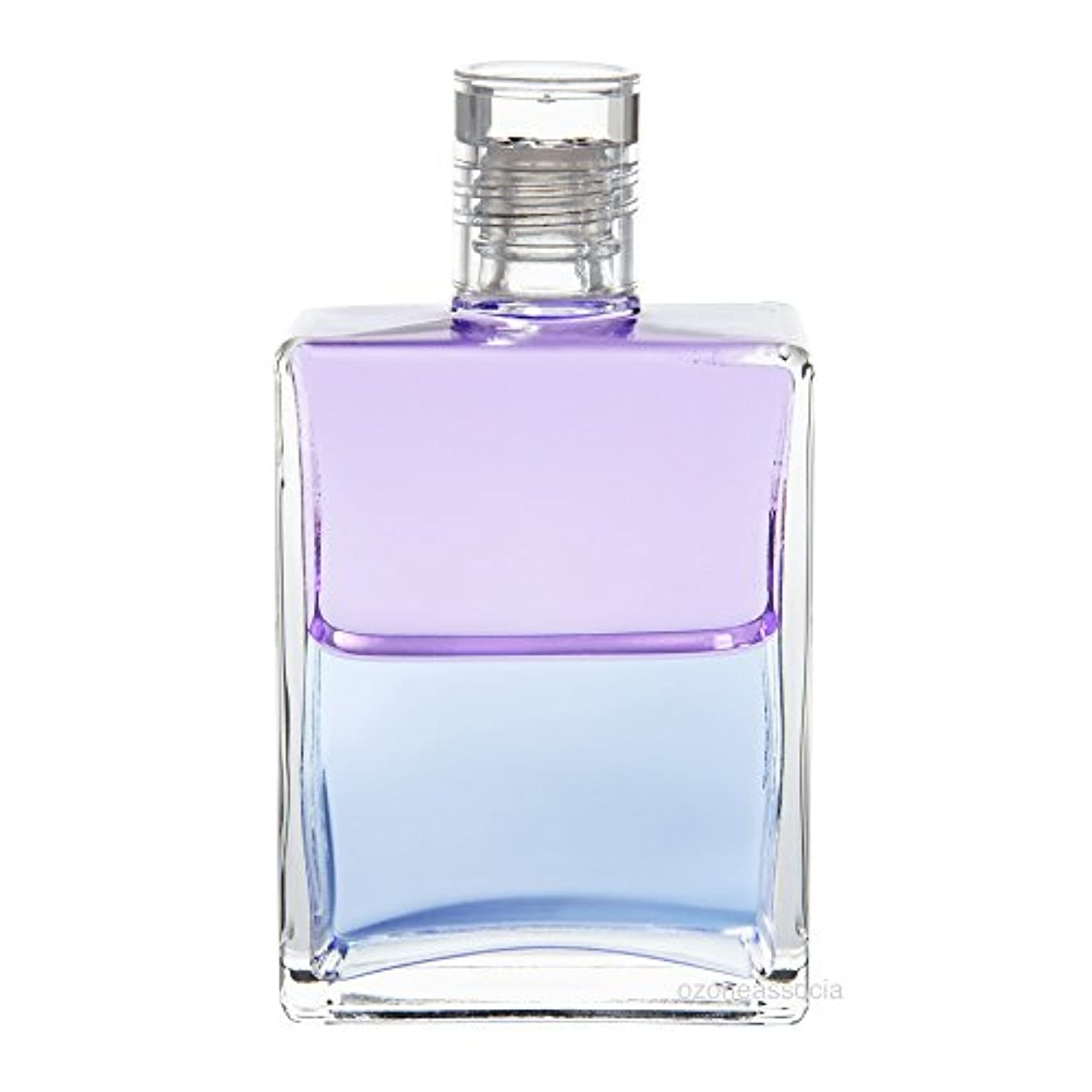 ジャニス海外全滅させるオーラソーマ ボトル 44番  守護天使 (ペールバイオレット/ペールブルー) イクイリブリアムボトル50ml Aurasoma