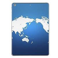 iPad Air2 スキンシール apple アップル アイパッド A1566 A1567 タブレット tablet シール ステッカー ケース 保護シール 背面 人気 単品 おしゃれ 写真・風景 地図 世界 002833
