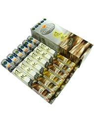 SANDESH SAC (サンデッシュ) 風水香(メタル) スティック FENGSHUI METAL 6箱セット