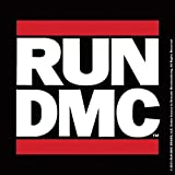 Run DMC コースター band Logo 新しい 公式 9.5cm x 9.5cm single cork drink