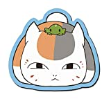 ライセンスエージェント 夏目友人帳 ラバーマウスパッド デザイン01(ニャンコ先生/A)