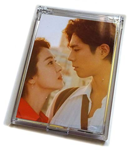韓国ドラマ ボーイフレンド パクボゴム 【G】 人気の韓国スター折りたたみミラー「鏡」