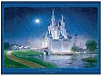 Disney Fine Art Puzzle Cinderella's Grand Arrival [並行輸入品]