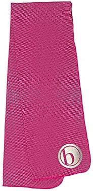 Bambury Snap Cold Towel Sports Towel, Pink