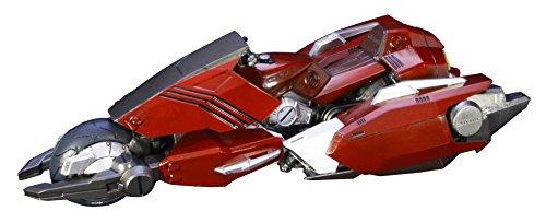 EX合金 メガゾーン23 ガーランド 全長約265mm ダイキャスト製 塗装済み 可動フィギュア