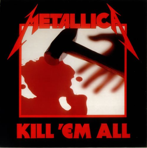 Kill 'em All [12 inch Analog]