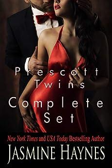 Prescott Twins Complete Set by [Haynes, Jasmine, Skully, Jennifer]