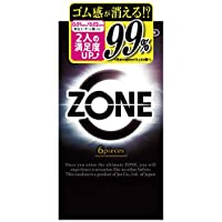 ZONE ゾーン コンドーム 6個入