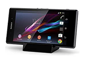 【LIHOULAI】Sony  Xperia Z2 卓上ホルダー Xperia Z2 SO-03F 充電器 Xperia Z2 D6503 充電スタンド Mircro usb クレードル ドック