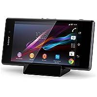 【LIHOULAI】Sony  Xperia Z2 卓上ホルダー Xperia Z2 SO-03F 充電器 Xperia Z2 D6503 充電スタンド Mircro usb クレードル ドック