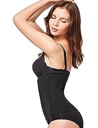 ダイエット用 コルセット やせる 6段フック【美しい 腰 くびれ を作る】女性用 ウエストニッパー 補正下着 大きい サイズ