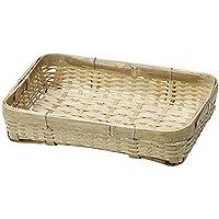 『竹』四角タイプトレー「39×28.5×8cm」