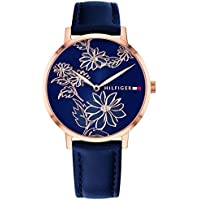Tommy Hilfiger Women's Leather Watch - 1781918
