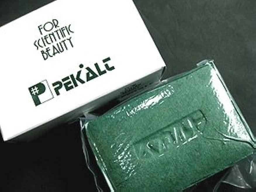 芸術的フレキシブル結論ペカルト石鹸 120g (海藻エキス 葉緑素配合) 無香料