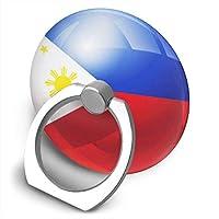 cxzvvv スマホ リング ホールドリング 落下防止リング スタンド機能 車載ホルダー 360回転 IPhone/Android各種他対応 フィリピンフィリピンフィリピン