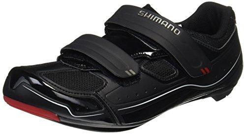 SHIMANO(シマノ) ビンディングシューズ SPD-SL SH-R065 42(26.5cm) ブラック ESHR065G420L