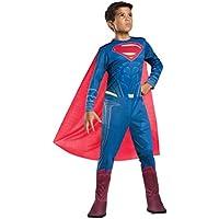 バットマンvsスーパーマン スーパーマン キッズコスチューム 男の子 対応身長100cm-120cm
