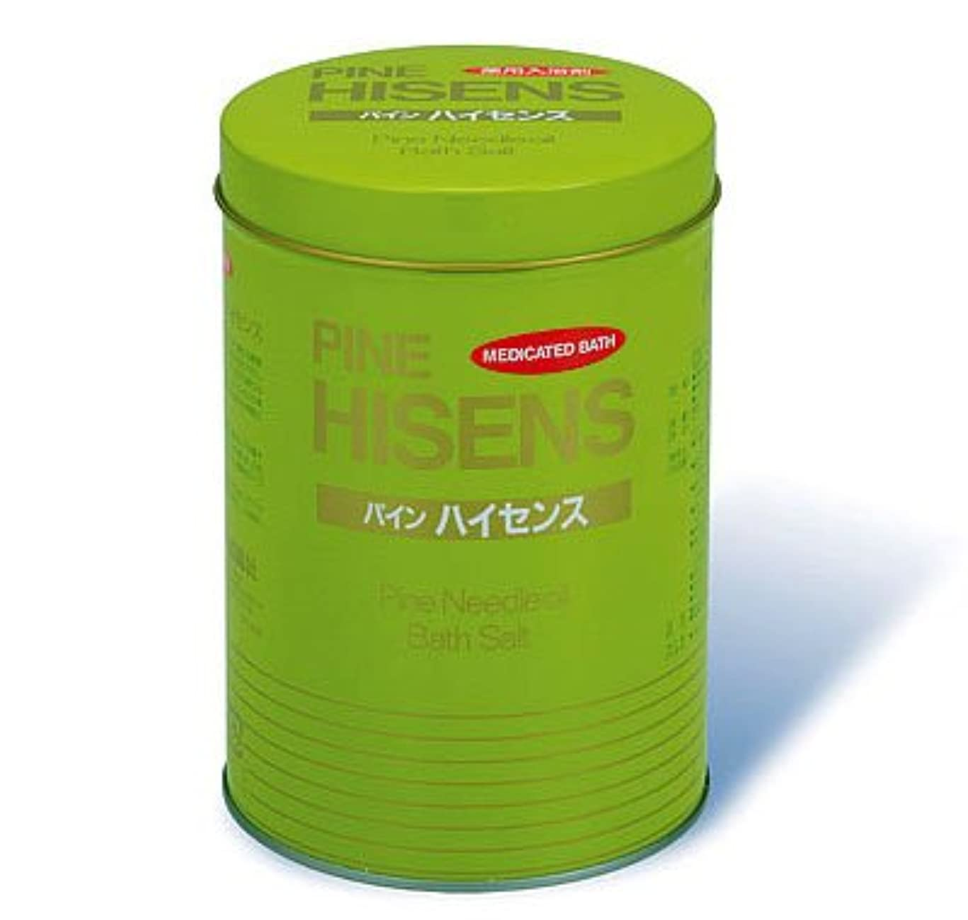 それぞれシャツページェント高陽社 薬用入浴剤 パインハイセンス 2.1kg 1缶
