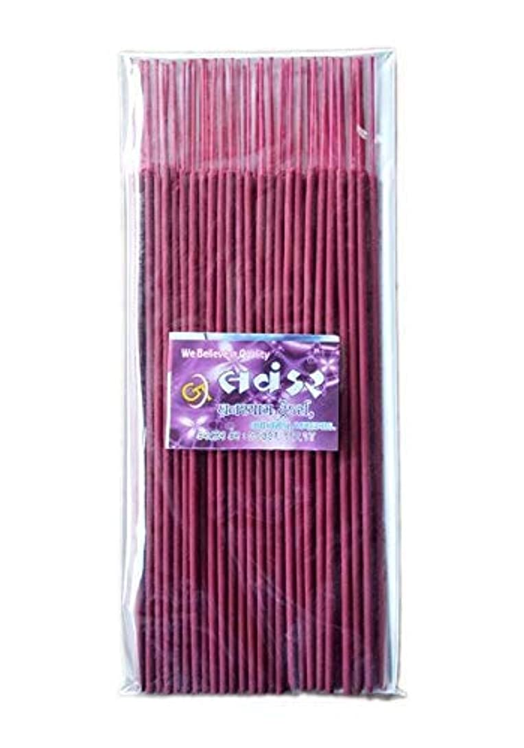 飢受粉するトレッドDivyam Lavender Incense Stick/Agarbatti -Pink (500 GM. Pack)
