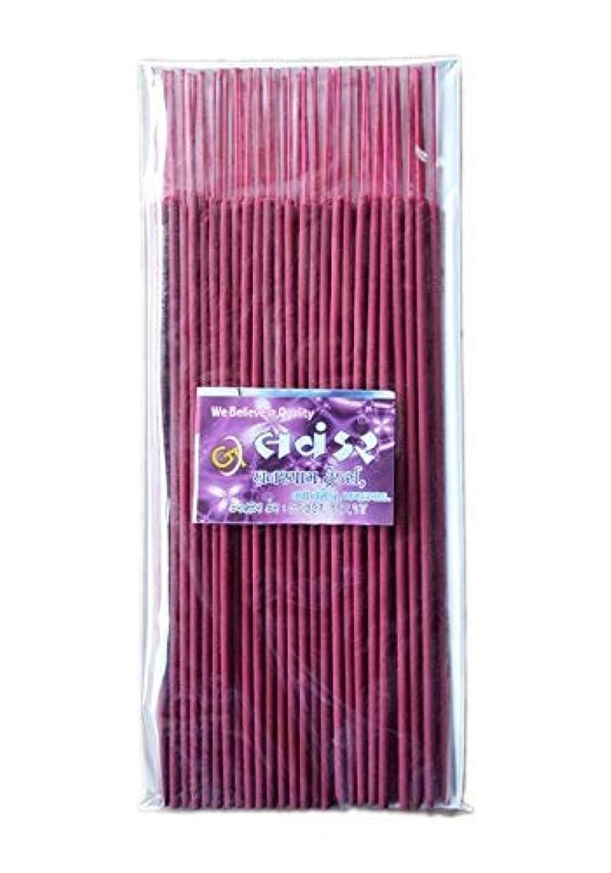 ヒントテセウス市場Divyam Lavender Incense Stick/Agarbatti -Pink (180 GM. Pack)