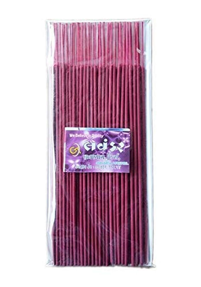 きゅうり立ち寄る玉Divyam Lavender Incense Stick/Agarbatti -Pink (180 GM. Pack)