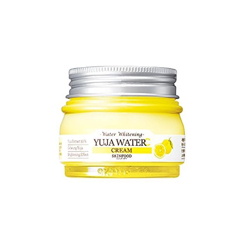 予防接種する起きて気まぐれな(SKINFOOD スキンフード) Yuja Water C Cream 柚子 水分C クリーム ゆず