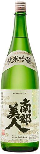南部美人 純米吟醸 1800ml 岩手の日本酒