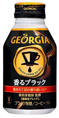 コーラ ヨーロピアン 香るブラック290g×24本