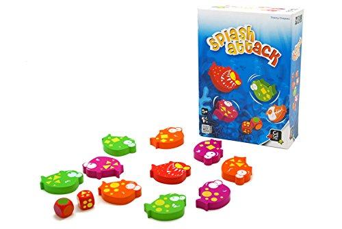 Gigamic ギガミック Splash attack スプラッシュアタック (正規輸入品)