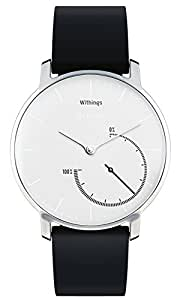 Withings スマートウォッチ Activité Steel ホワイト 【日本正規代理店品】