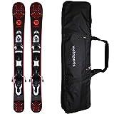 ROSSIGNOL(ロシニョール) スキーボード 収納ケース付 2点セット 2019 MINI 7 99cm + Xpress11 + スキーボードケース rossignol 18-19 ファンスキー ミニセブン