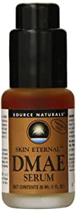海外直送品 Source Naturals Skin Eternal Dmae Serum, 1 fl Oz