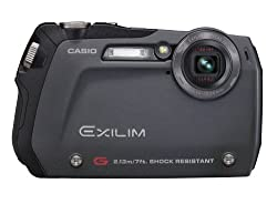CASIOデジタルカメラ EXILIM-G ブラック EX-G1BK