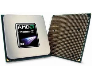 AMD Phenom II x3 720 BE 2.8 GHz 6 MB am3 Tri Core hdz720wfk3dgi 95 W Ship from US