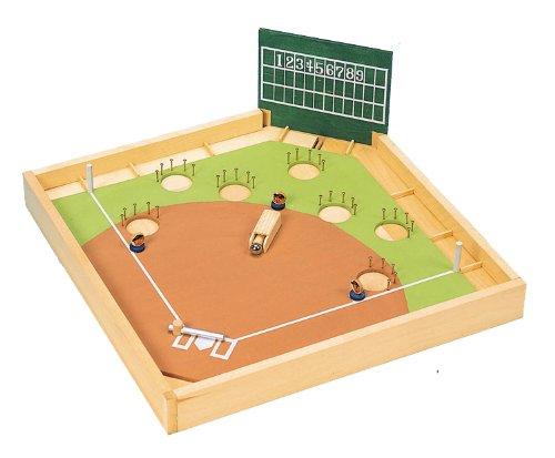 加賀谷木材『野球ゲーム』