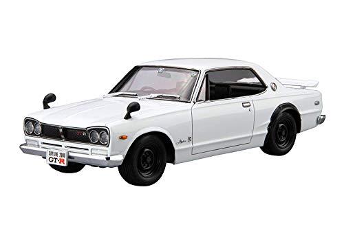 1/24 ザ・モデルカー No.26 ニッサン KPGC10 スカイライン HT 2000GT-R '71