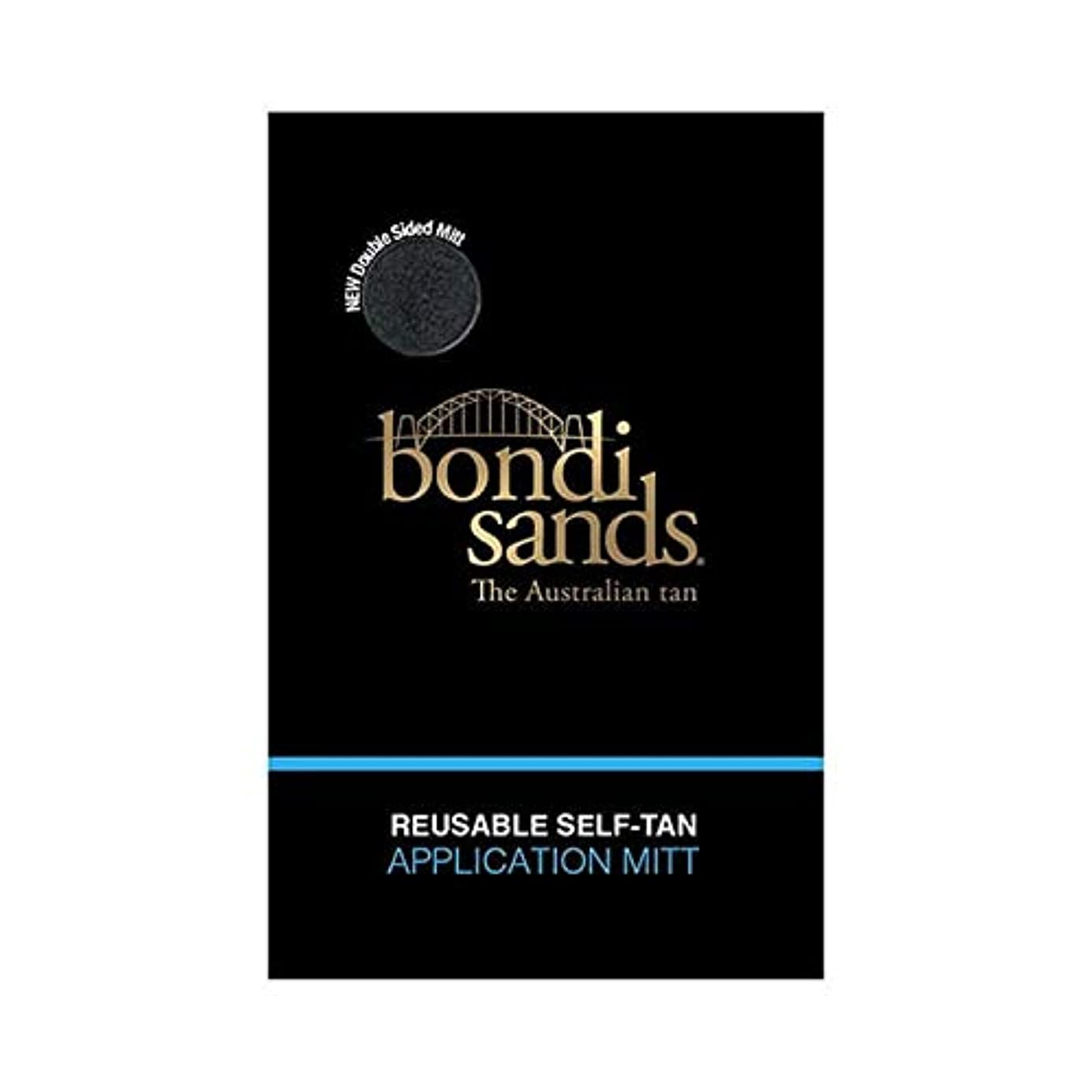 記者女性理容室[Bondi Sands ] ボンダイサンド自己日焼けアプリケーションミット - Bondi Sands Self Tan Application Mitt [並行輸入品]