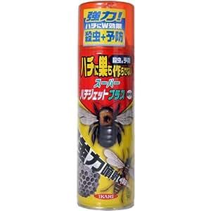 イカリ消毒 スーパーハチジェットプラス 480ml